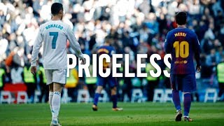 Download 10 Times Messi & Ronaldo Proved They're Worth $1 Billion (2017-2018) Video