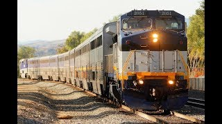Download Amtrak California Dash 8's on the Surfline Video