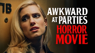 Download Awkward at Parties Horror Movie (with Allison Williams and Lil Rel) Video