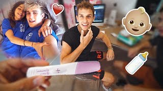 Download I GOT MY WIFE PREGNANT PRANK ON TEAM 10 Video