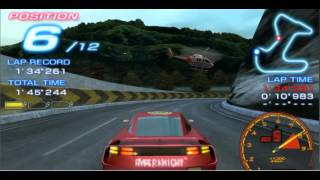 Download RIDGE RACERS2 ,Game balap mobil dgn PPSSPP di Pc/Android Video