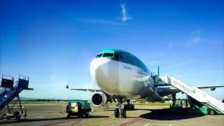 Download Aer Lingus / A330-300/ Dublin - Chicago/ Full flight Video