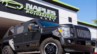 Download Comfort and Luxury, The Rhino GX, Now Available at Naples Motorsports! Video