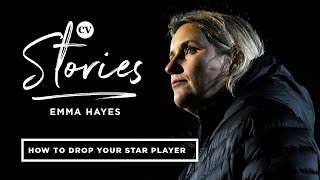 Download Emma Hayes | How to drop your star player | CV Stories Video