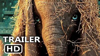 Download DUMBO Tráiler Español (2019) Tim Burton, Disney Video