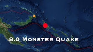 Download **8.0 Earthquake** Rocks Planet Earth | *As predicted by this channel* Video