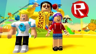 Download ROBLOX ESCAPE THE PEN PINEAPPLE APPLE PEN OBBY | PPAP FUN | RADIOJH GAMES & GAMER CHAD Video