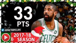 Download Kyrie Irving Full Highlights vs Heat (2017.12.20) - 33 Pts Video