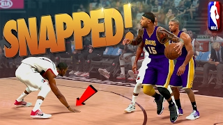 Download SNAPPING ANKLES & Going To The Barber Shop - NBA 2K17 MyCareer/MyPark Video