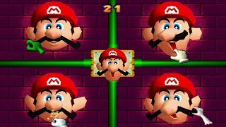Download Mario Party 2 - All Battle Minigames Video