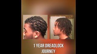 Download Dreadlock Journey: 1 Year Video