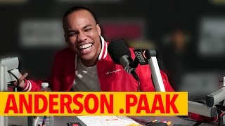 Download Anderson .Paak Opens Up On Struggles On The Road To Success Video