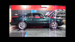 Download Fox body Mustang kills 2 C6 vettes and Camaro SS Video