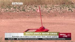 Download Scientists cite evidence of lower water flows, poorer quality in Southern African region Video