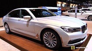 Download 2017 BMW 740e xDrive iPerformance Plug in Hybrid - Exterior Interior Walkaround - 2017 Chicago Aut Video
