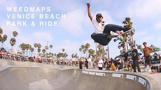 Download Weedmaps Venice Beach 'Park & Ride' | TransWorld SKATEboarding Video