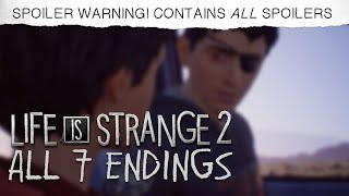 Download ALL 7 ENDINGS - Episode 5 - Life is Strange 2 Video