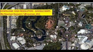 Download Download Google Earth High Resolution Maps Video