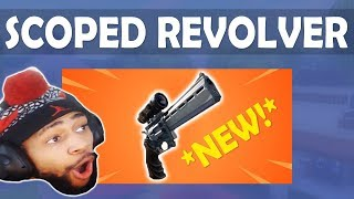 Download NEW SCOPED REVOLVER IS LIT! Video