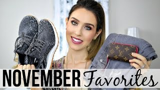 Download NOVEMBER FAVORITES 2016 | Shea Whitney Video