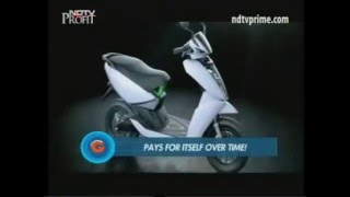 Download Ather Energy on NDTV Gadget Guru Video