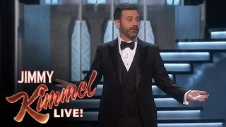 Download Jimmy Kimmel's Oscars Monologue Video