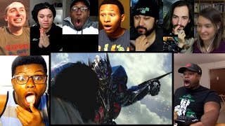 Download Transformers: The Last Knight Official Trailer 1 (2017) Reactions Mashup Video