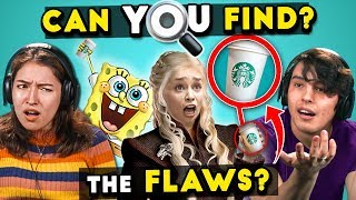 Download 10 TV And Movie Mistakes You Won't Believe You Missed | Find The Flaws Video