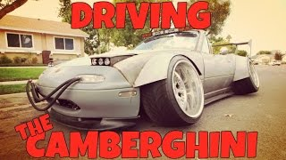Download Driving The Worlds MOST RIDICULOUS Miata! Video
