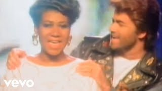 Download George Michael, Aretha Franklin - I Knew You Were Waiting (For Me) Video