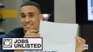 Download How To Be A Sneaker Designer For Nike and Jordan Brand | Jobs Unlisted Video