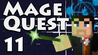 Download Looking the Part (Mage Quest | Part 11) [Minecraft FTB 1.7.10] Video
