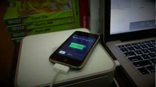 Download Install iOS 5 On iPhone 3G, 2G, iPod Touch 1G And 2G - WHITED00R Video