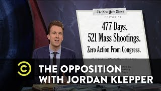 Download The Opposition w/ Jordan Klepper - Running Away from the Gun Control Debate Video