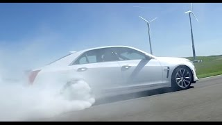 Download Cadillac CTS-V - TEST/DRIVE Video