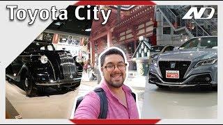 Download Visitamos Toyota City para ver los coches que venden ahí 😱- #ADenJapon Video