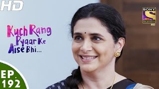 Download Kuch Rang Pyar Ke Aise Bhi - कुछ रंग प्यार के ऐसे भी - Episode 192 - 23rd November, 2016 Video