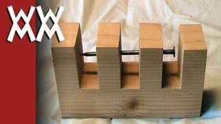 Download Impossible nail-through-wood trick. Video