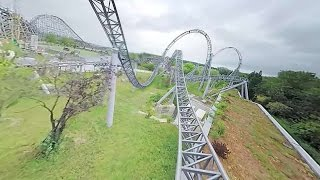 Download Roller Coaster video 360,video 3d, Full HD video Video