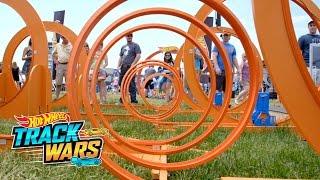 Download Big Loop! | Indy500 | Track Wars | Hot Wheels Video