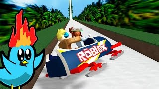 Download Roblox / Sledding in Roblox! / Gamer Chad Plays Video