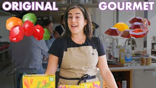 Download Pastry Chef Attempts To Make Gourmet Gushers | Bon Appétit Video