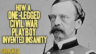 Download How A One-Legged Civil War Playboy Invented Insanity Video