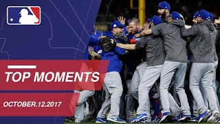 Download Check out the top 10 moments from NLDS Game 5 Video