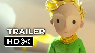 Download The Little Prince Official Trailer #1 (2015) - Marion Cotillard, Jeff Bridges Animated Movie HD Video