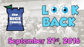 Download Dice Tower Reviews: Look Back - September 21, 2016 Video