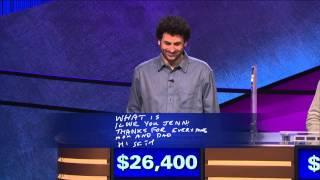 Download Jeopardy! Presents: 6-Time Champion Alex Jacob Video
