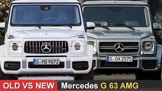 Download Old Vs New Mercedes G63 AMG ► Side By Side Comparison Video