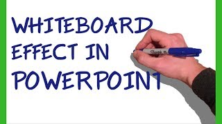 Download Powerpoint Whiteboard Animation Tutorial Video