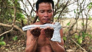Download Primitive Culture: Natural Aluminum Souvenir (Axe) Video